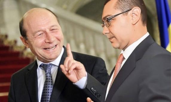 Petrov-Basescu deconspirat. Îl trage după el și pe Dottore-Ponta