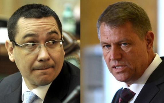 Ponta: Iohannis are ticăloșia lui Băsescu, dar nu și inteligența lui