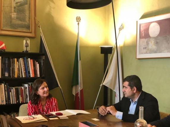 Premieră pentru sectorul 2, viceprimarul Popescu invitat de autoritățile din Florența