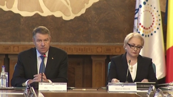 """Premierul Viorica Dăncilă, o declaratie dupa consultarile de la Cotroceni: """"România are nevoie de consens"""""""