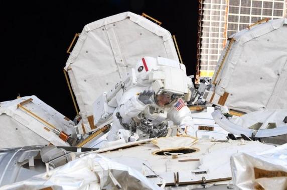 Prima infracțiune comisă în spațiu? Ce acuzații sunt aduse unui astronaut de pe Stația Spațială