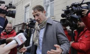 Proaspăta soție a lui Radu Mazăre, după nunta din penitenciar: Este extrem de supărat!