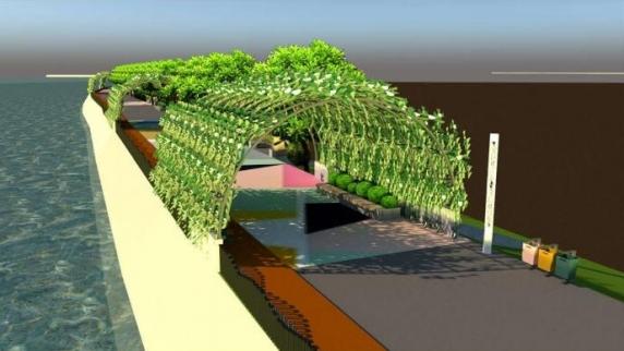 Promenadă pe Lacul Morii. Primăria Sectorului 6 vrea să amenajeze piste de alergat, camere video, balustradă iluminată