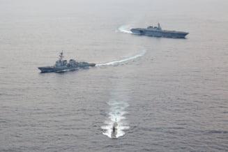 Provocare la adresa armatei americane. Un submarin al Chinei și-a schimbat cursul către principala bază militară a SUA din Pacific