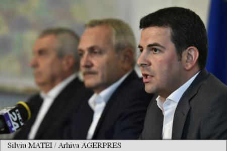 PSD și ALDE au semnat un protocol de guvernare și au un candidat unic pentru funcția de premier