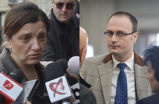 Raluca Prună, despre candidatura lui Alexandru Cumpănaşu: Te-ai căţărat oportunist pe drama de la Caracal. Stai acasă