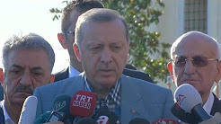Recep Erdogan avertizează Europa că Turcia nu poate gestiona un nou val de refugiați sirieni