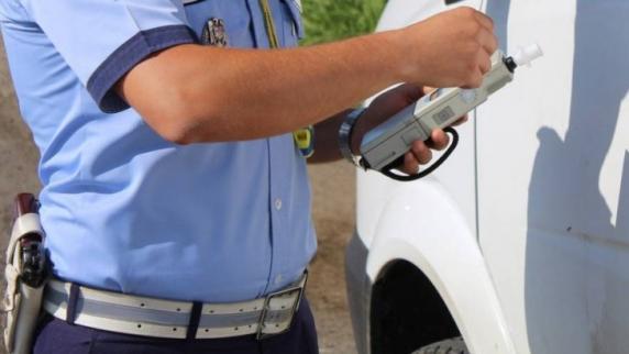 Record de alcoolemie la volan, în Brăila