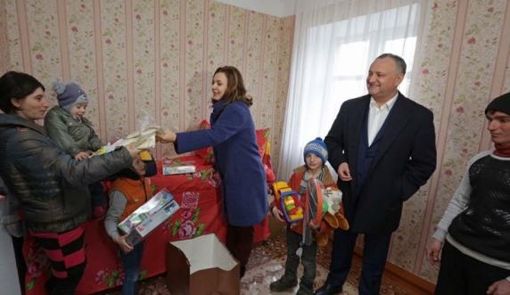 Relatii de familie. Legatura periculoasa intre Fundația soției lui Igor Dodon si fiul procurorului general al Rusiei