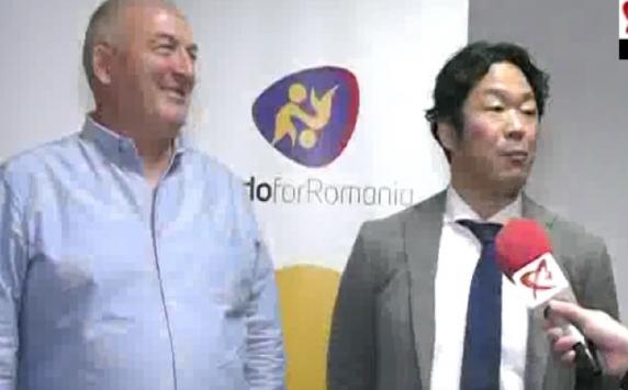 Renumitul sensei care va antrena loturile României de Judo
