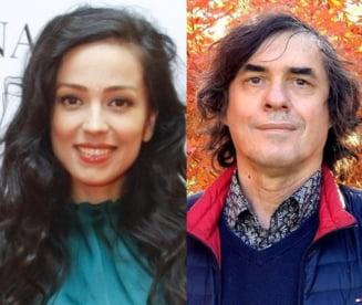 """Replici acide Olivia Steer - Mircea Cartarescu: """"Nu stie limba română, dar stie cum sta treaba cu vaccinurile!"""""""