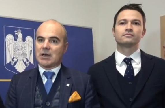 """Robert Sighiartău il sustine pe Rares Bogdan: """"Personal, mă dezic de Viorel Ştefu!"""""""