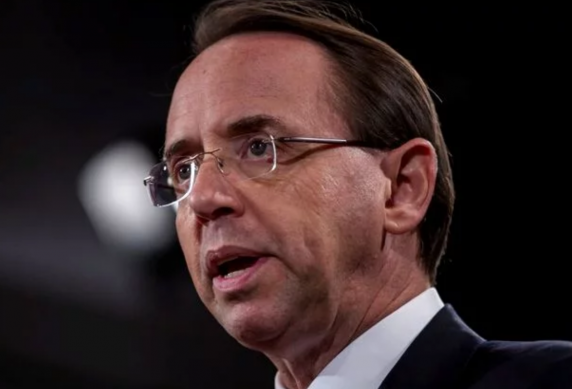 Rod Rosenstein, procurorul general adjunct al SUA, a demisionat