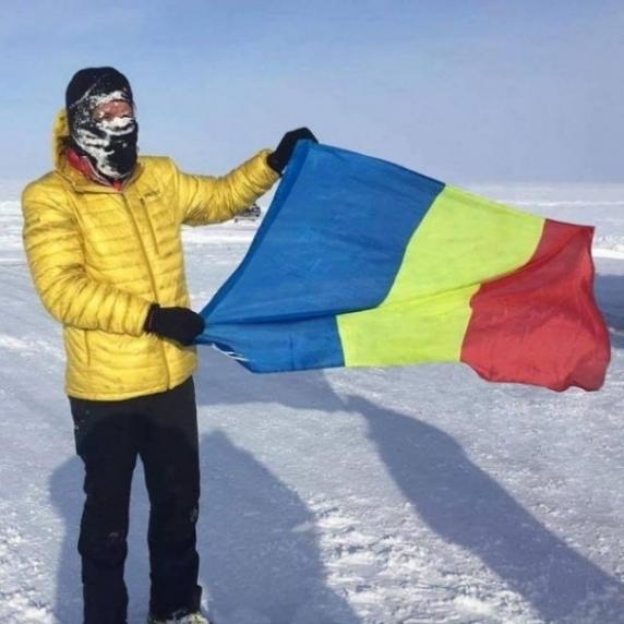 Romanul Tibi Useriu a castigat din nou Ultramaratonul Arctic