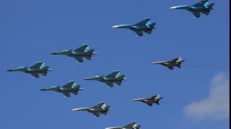 Rusia acuză Statele Unite că simulează operaţiunile militare contra reţelei teroriste Stat Islamic