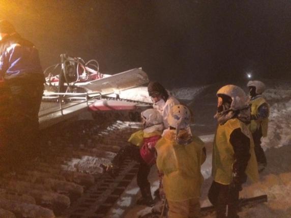 Salvamontiștii au salvat mai mulți copii blocați în Masivul Postăvaru