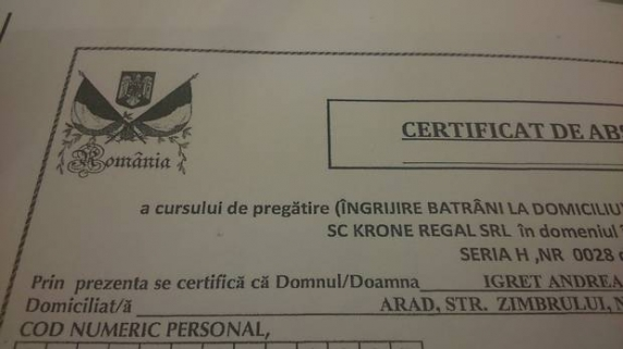 """Scandal  despre ingrijitoare in Austria: Diplome false și """"mafia românească"""""""