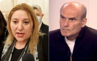 """Scandal la CNA după ce Cristian Tudor Popescu a botezat-o pe Diana Şoşoacă drept """"Cascada Urlătoarea"""""""