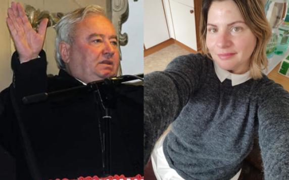 """Scandal sexual cu un episcop şi o femeie cu 30 de ani mai tânără: """"Te mănânc, zmeura mea, sunt fericit lângă tine şi..."""""""