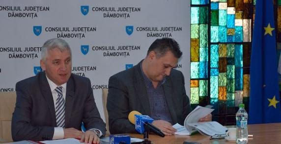 Scandal. Țuțuianu: Președintele CJ Dâmboviț a fost suspendat din PSD