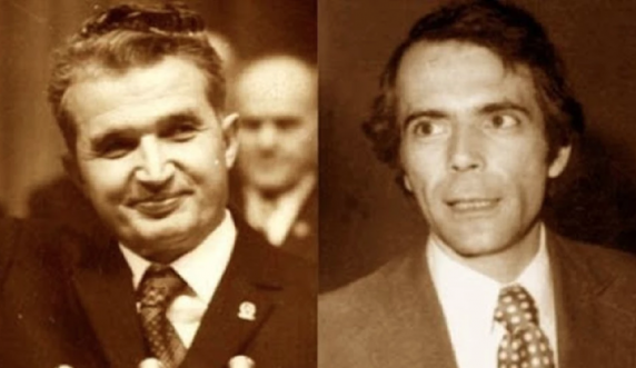 Securitatea ceaușistă și agentul serviciilor străine Nicolae Manolescu!