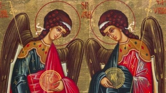Sfintii Arhangheli Mihail si Gavril, traditii si obiceiuri. De ce este bine sa aprinzi o lumanare pe 8 noiembrie