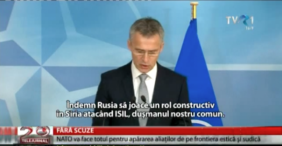 Si ambasadorul SUA la NATO numeste ISIL in loc de ISIS. Soarta Israelului pare pecetluita