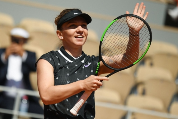 Simona Halep a depasit o borna istorica la Roland Garros