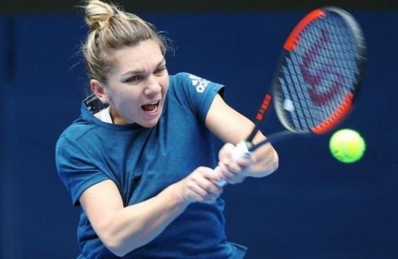 Simona Halep are un program infernal la Australian Open cu adversare de top pana in optimi