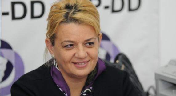 Simona Man a devenit primvicepresedinte al Partidului Ecologist Roman