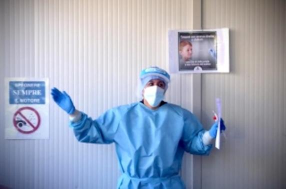 Situație îngrijorătoare, 4016 cazuri noi de infectari cu Sars-CoV2 in ultimele 24 ore