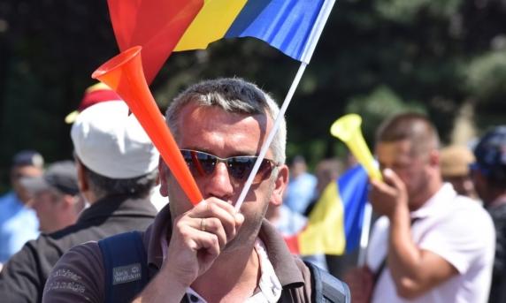 Social democratii acuza Opozitia ca a format o echipa de soc care se duce la mitinguri ca sa injure PSD si sa-i umileasca pe manifestanti