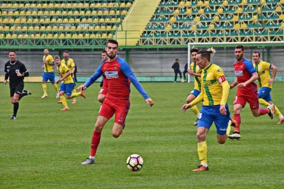 Steaua pierde după loviturile de departajare şi este eliminată din Cupa României