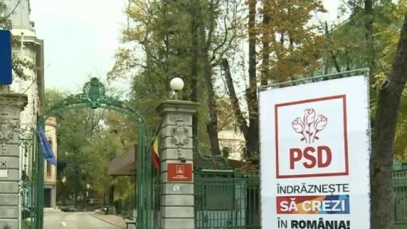 Strategul Vioricăi Dăncilă a trimis portăreii la uşa partidului de pe Kiseleff