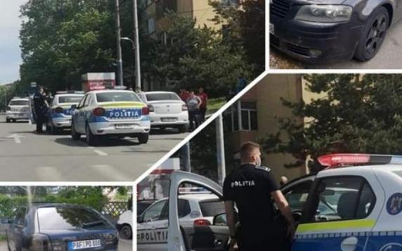 Tânără la un pas să fie răpită de pe stradă salvată de politștii din Craiova. In familia ei a izbucnit un scandal monstru!