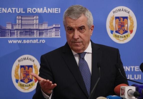 """Tăriceanu, un nou atac la adresa președintelui Klaus Iohannis. """"Nu înţelege ce înseamnă rolul preşedintelui"""""""