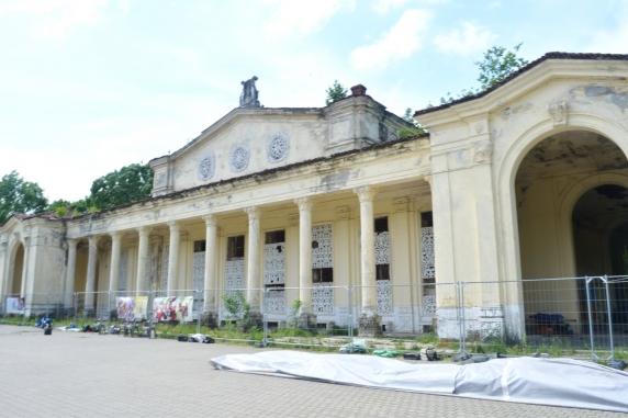 Teatrul de Vară din Parcul Bazilescu a trecut din patrimoniul Ministerului Culturii în domeniul public al Municipiului București