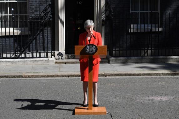 Theresa May a demisionat! Și-a asumat răspunderea pentru eșecul Brexit