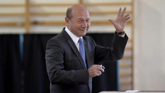 """Traian Basescu si-a anuntat candidatura la Primaria Capitalei: """"Am lasat lucruri neterminate!"""""""