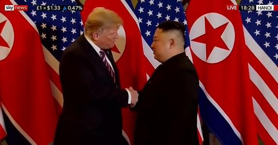 Trump i-a oferit lui Kim Jong Un un zbor cu Air Force One spre stupefacția diplomaților