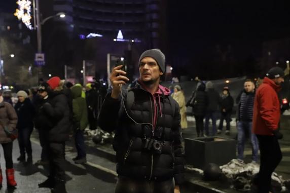 Tudor Chirilă vrea sa se dea ordin ca protestatarii lui Șoșoacă să fie gazați ca in 10 august 2018