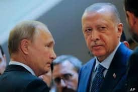 Turcia se implica in conflictul ruso-ucrainean