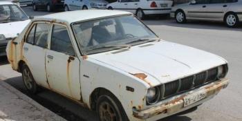 Un bărbat care a uitat unde și-a parcat mașina a găsit-o după 20 de ani