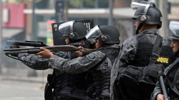 Un bărbat înarmat a ucis cel puţin 11 persoane care participau la o petrecere de Anul Nou în Brazilia