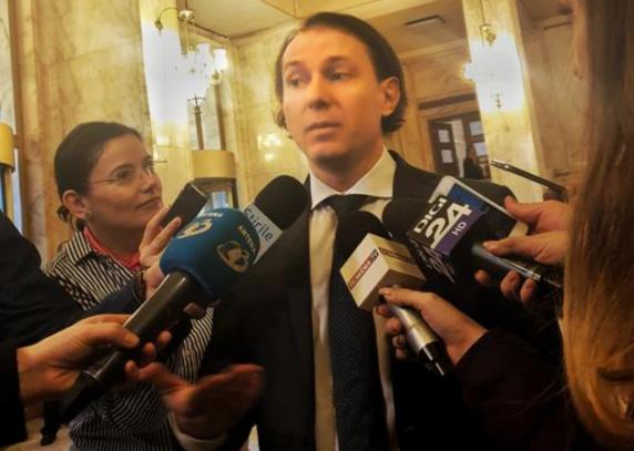 Un raport al Finanțelor dezumflă o declarație de-a lui Cîțu