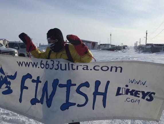 """Un singur român participă la cel mai greu maraton din lume, """"6633 Ultra"""""""