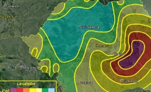Val de cutremure în România în această dimineață