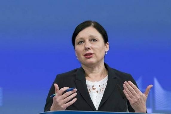 Vera Jourova, comisarul european pentu Justitie: Romania nu se afla in situatia activarii Articolului 7
