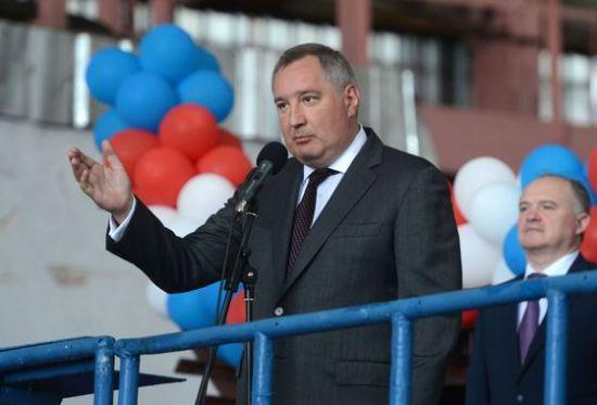 """Vicepremierul rus Dmitri Rogozin vorbește de un """"al doilea război civil american"""""""