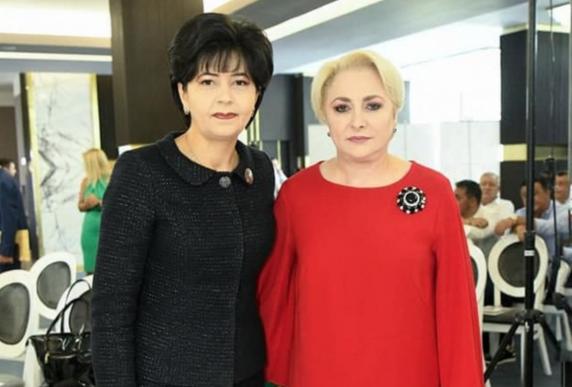 Viorica Dăncilă a fost înlocuită de la conducerea organizației femeilor din PSD. Cine i-a luat locul